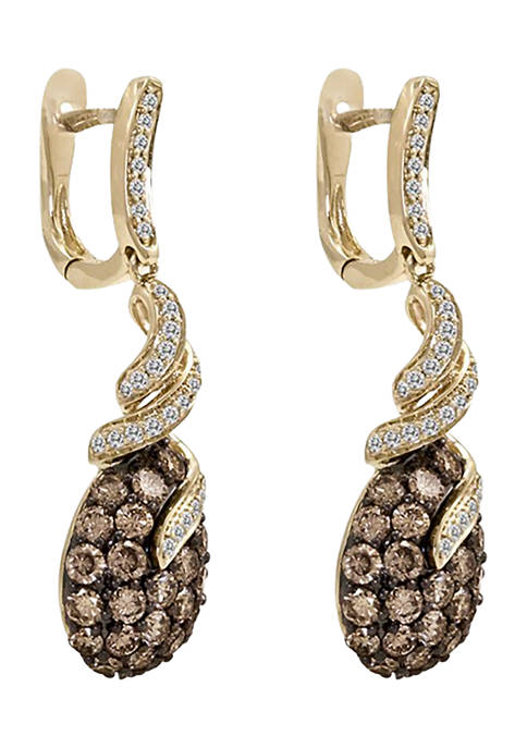 Le Vian® 2 ct. t.w. Chocolate Diamond® and
