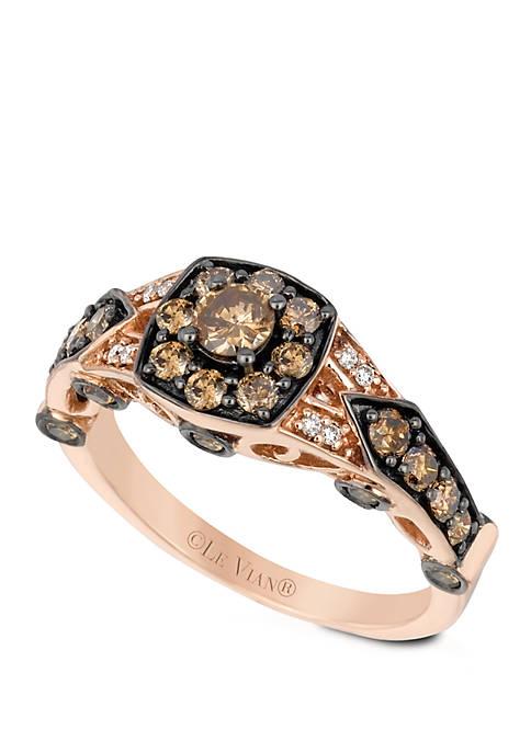 Le Vian® 1 ct. t.w. Chocolate Diamonds and