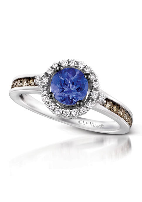 Le Vian® 5/8 ct. t.w. Blueberry Tanzanite®, 1/4