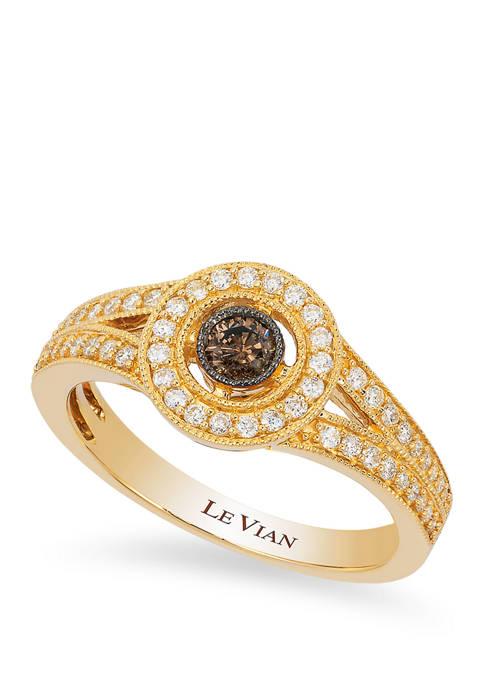 Le Vian® 1/4 ct. t.w. White Diamond and