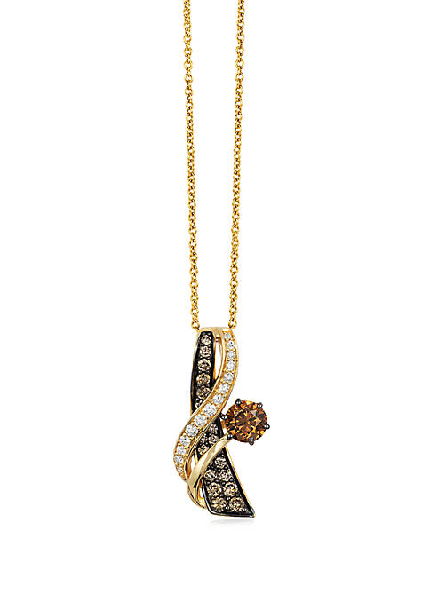 Le Vian® 3/4 ct. t.w. Chocolatier® Chocolate Diamonds™