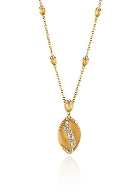 Le Vian® 0.51 ct. t.w. Vanilla Diamonds® Pendant