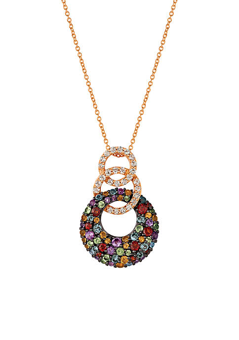 Le Vian® Mixberry Gems Pendant in 14k Strawberry