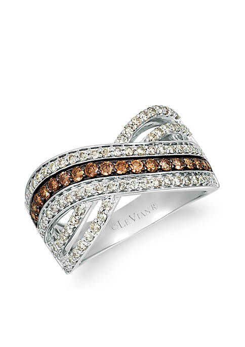 Le Vian® Creme Brulee® 1/3 ct. t.w. Chocolate
