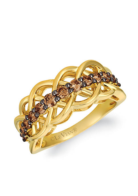 Le Vian® 3/4 ct. t.w. Chocolate Diamonds® Ring
