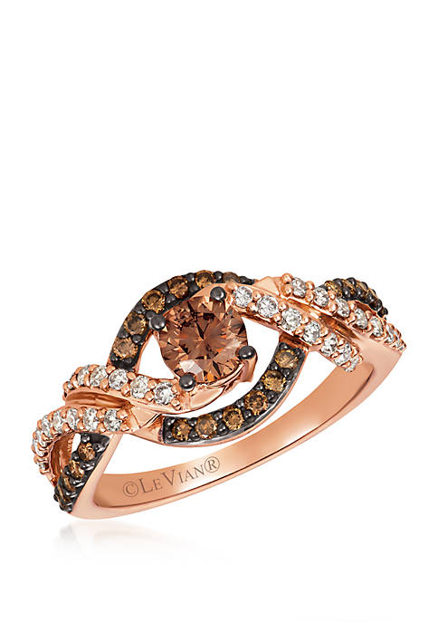 Le Vian® 5/8 ct. t.w. Chocolate Diamonds® &