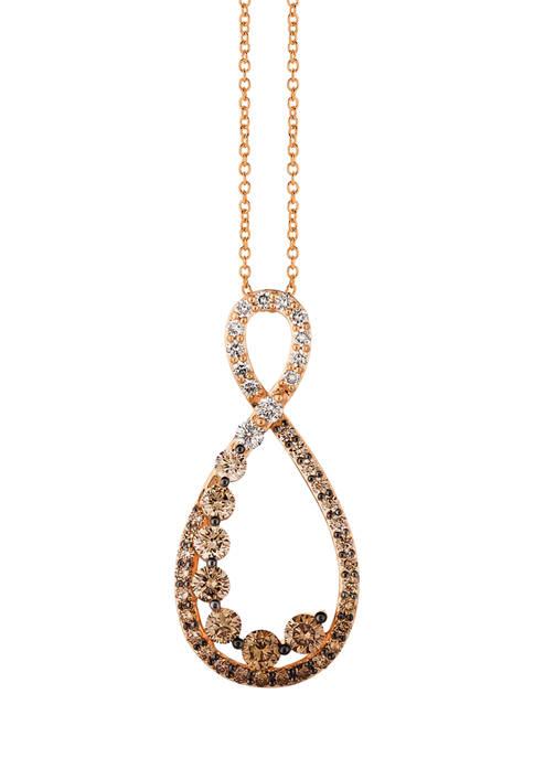Le Vian® 1.33 ct. t.w. Chocolate Diamond® Pendant