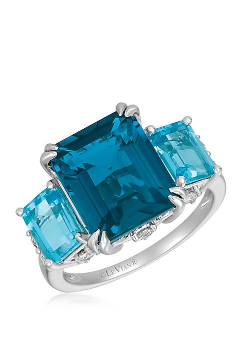 Le Vian® 7 ct. t.w. Deep Sea Blue