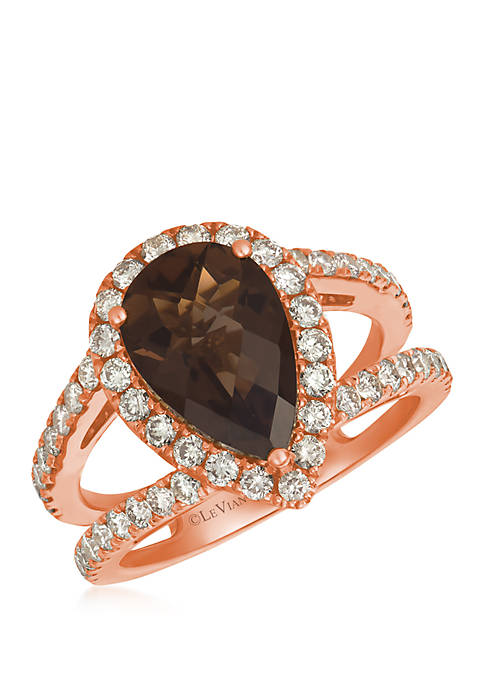 Le Vian® 2 5/8 ct. t.w. Chocolate Quartz®
