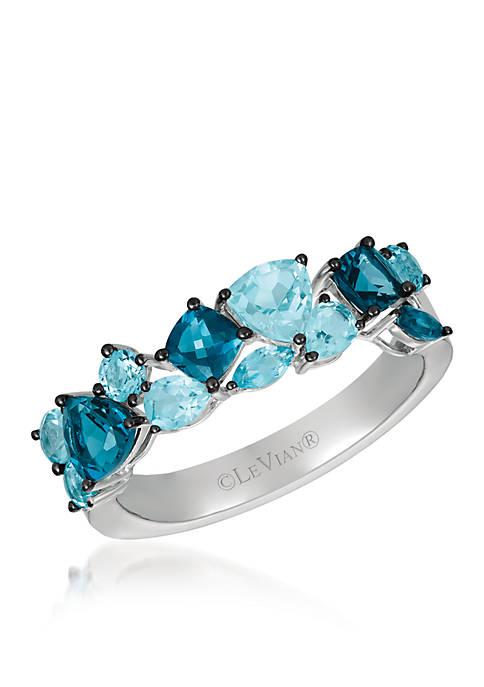 Le Vian® 1/5 ct. t.w. Blue Topaz, 1/5