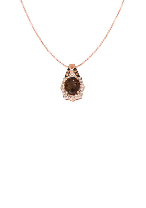 Le Vian® Creme Brulee® 2.25 ct. t.w. Chocolate