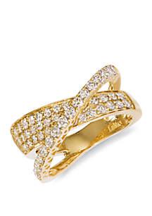 Le Vian® 1 ct. t.w. Nude Diamonds™ Ring in 14k Honey Gold™
