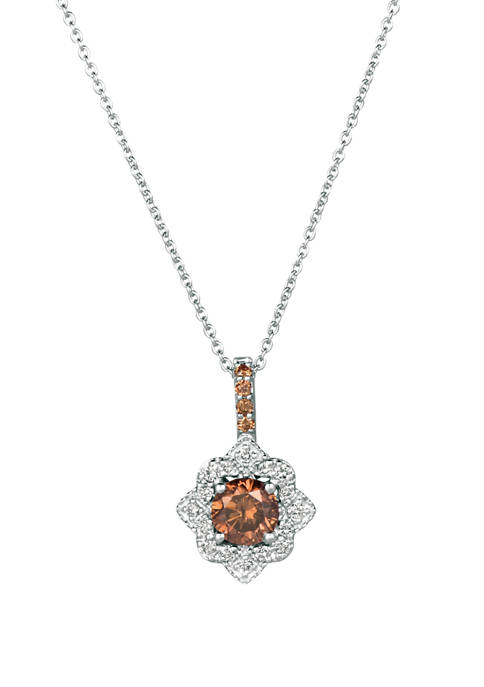 Le Vian® Creme Brulee® 1/2 ct. t.w. Chocolate