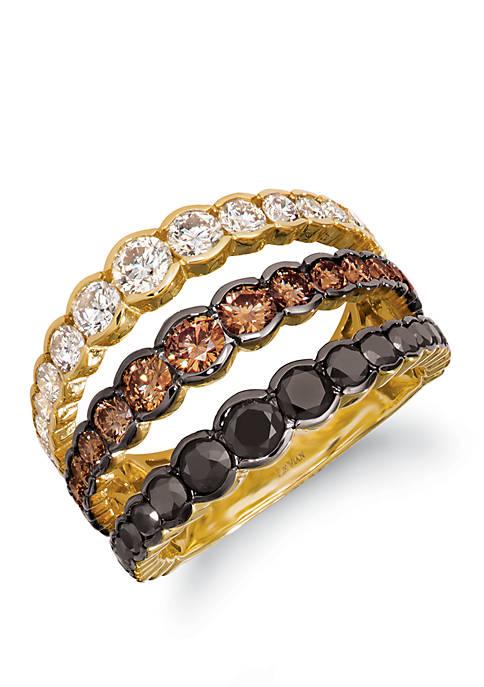 Le Vian® 1 ct. t.w. Blackberry Diamonds®, 7/8