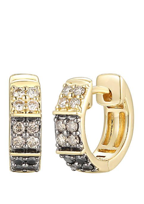 Le Vian® 1/8 ct. t.w. Black Diamonds, 1/8