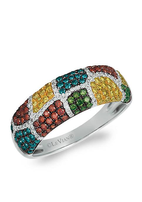 Le Vian® 14K Vanilla Gold Diamond Ring