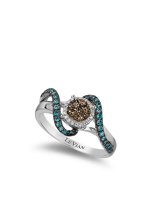 Le Vian® Le Vian Exotics Chocolate Diamonds Ice
