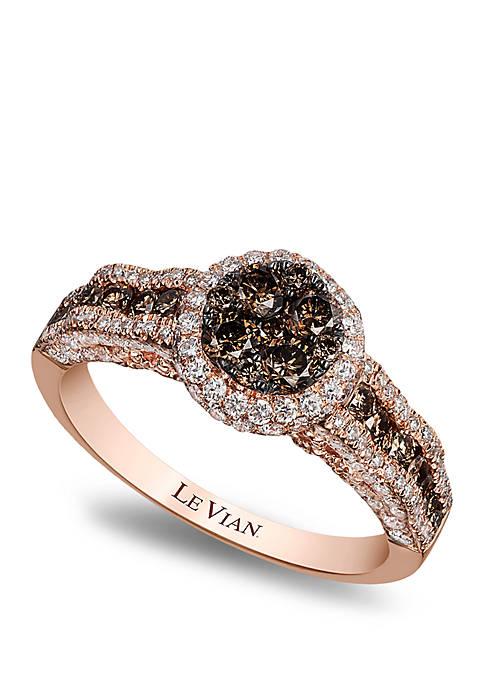 Le Vian® 2/3 ct. t.w. Chocolate Diamonds® and