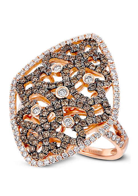 Le Vian® 3/4 ct. t.w. Chocolate Diamonds® and