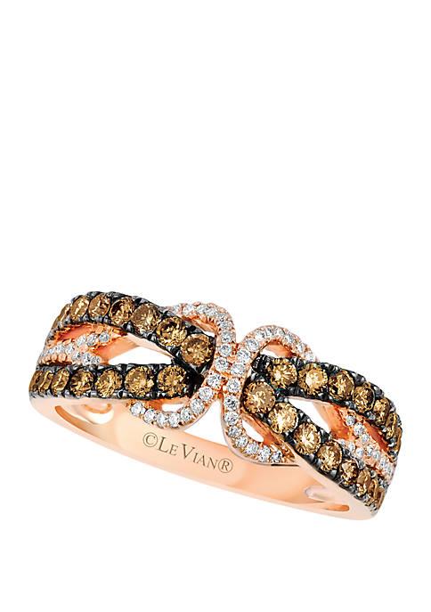 Le Vian® 3/4 ct. t.w. Chocolate Diamonds® and