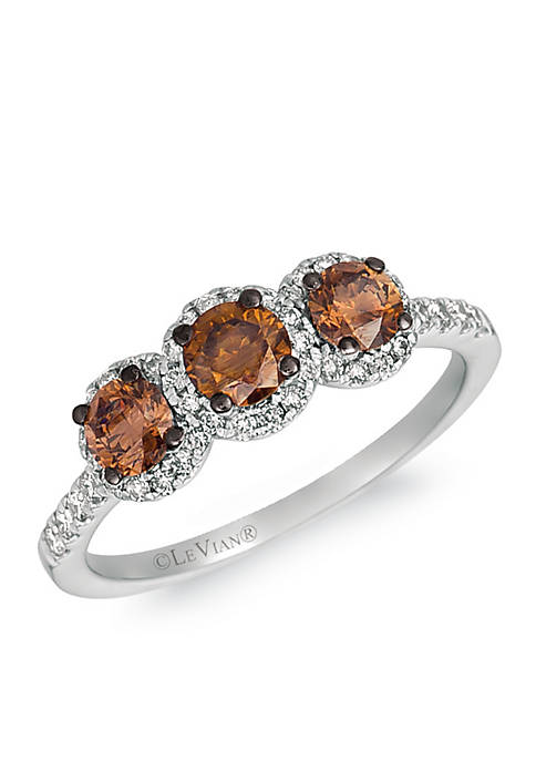 Le Vian® Chocolatier® 3/4 ct. t.w. Chocolate Diamonds®,