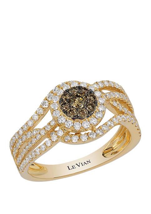 Le Vian® 0.73 ct t.w. White Diamond and