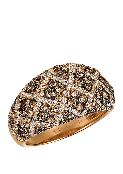 Le Vian® 1.2 ct. t.w. Chocolate Diamonds® and