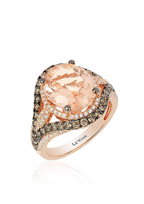 Le Vian® Le Vian Red Carpet Peach Morganite