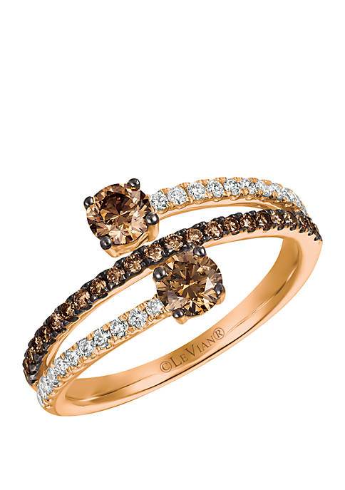 Le Vian® 3/5 ct. t.w. Chocolate Diamonds® and
