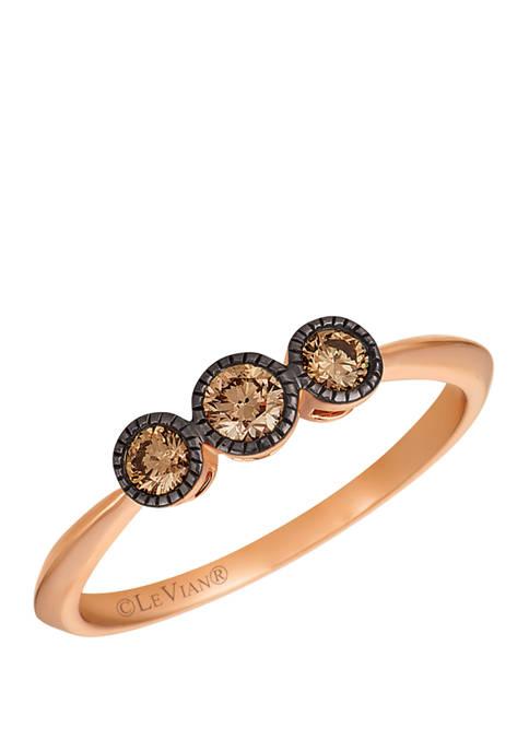 Le Vian® 1/4 ct. t.w. Diamond Ring in