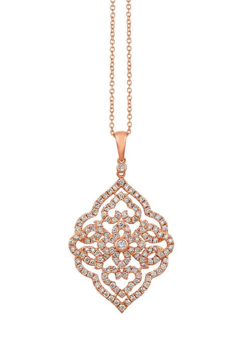 Le Vian® 1.2 ct. t.w. Vanilla Diamond® Pendant