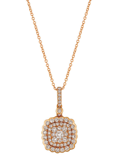 Le Vian® 1 ct. t.w. Vanilla Diamond® Pendant