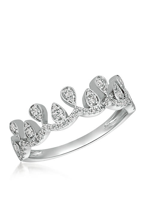 Le Vian® 1/4 ct. t.w. Vanilla Diamonds® Ring