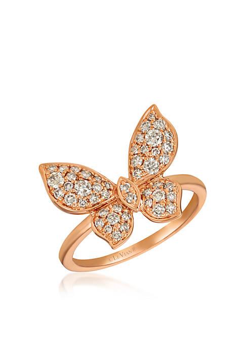 Le Vian® 5/8 ct. t.w. Nude Diamonds™ Butterfly