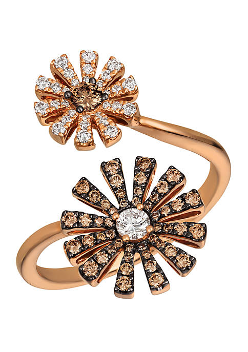 Le Vian® 3/8 ct. t.w. Chocolate Diamonds® and