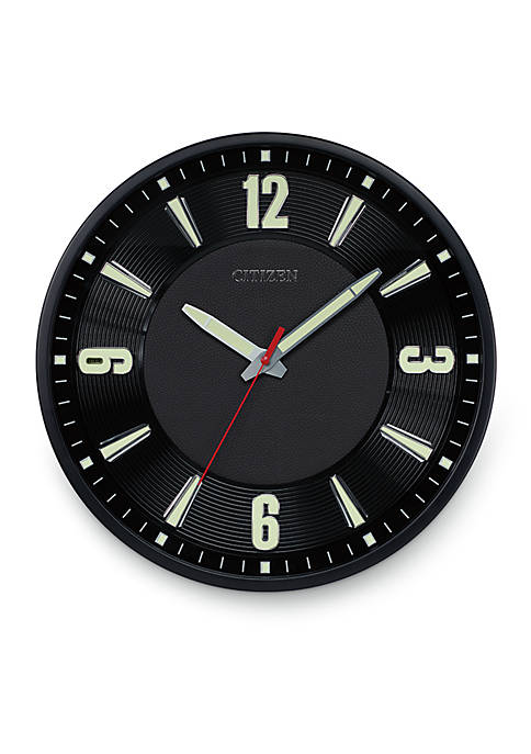 Citizen Gallery Luminescent Wall Clock