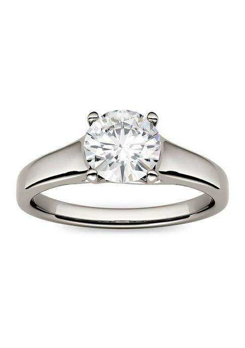 Charles & Colvard 1 ct. t.w. Moissanite Solitaire