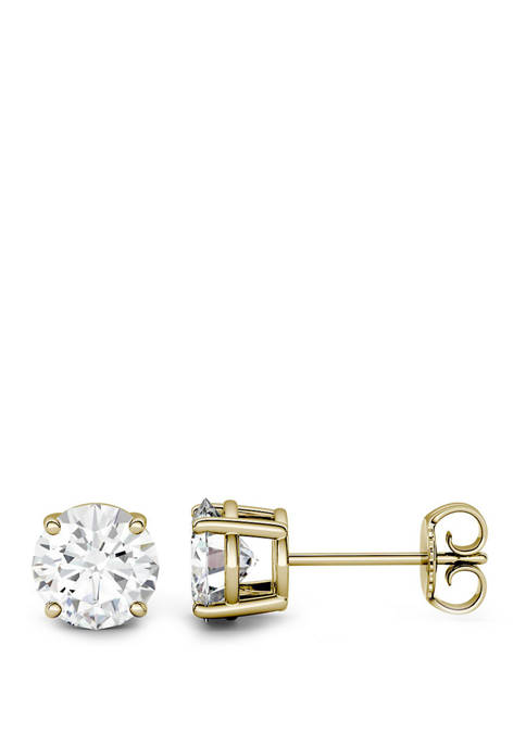 1 ct. t.w. Lab Created Moissanite Stud Earrings