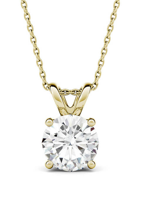 Charles & Colvard 1.9 ct. t.w. Moissanite Solitaire