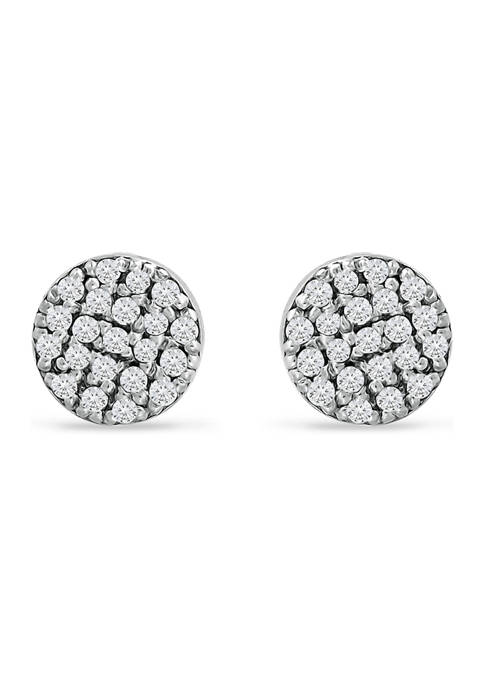Belk & Co. 1/5 ct. t.w. Diamond Pavé