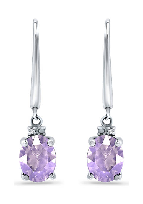 Belk & Co. 2.46 ct. t.w. Amethyst and