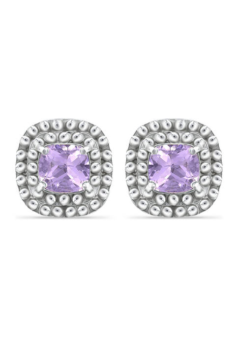 Belk & Co. 1.52 ct. t.w. Amethyst Stud