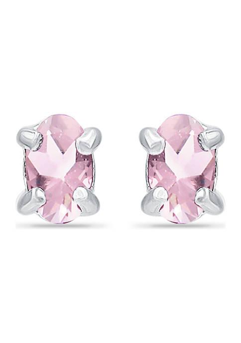 Belk & Co. 1/2 ct. t.w. Pink Tourmaline