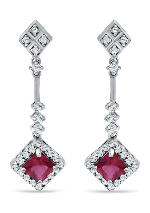 Belk & Co. 2.06 ct. t.w. Created Pink