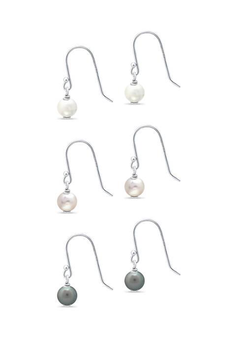 Belk & Co. Multi Color Fresh Water Pearl