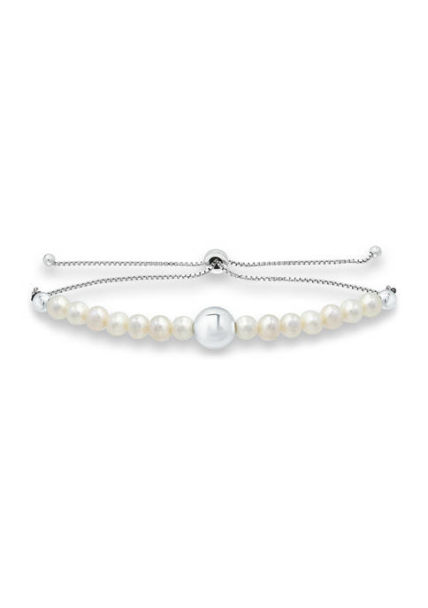 Belk & Co. 4-4.5 mm Freshwater Pearl and