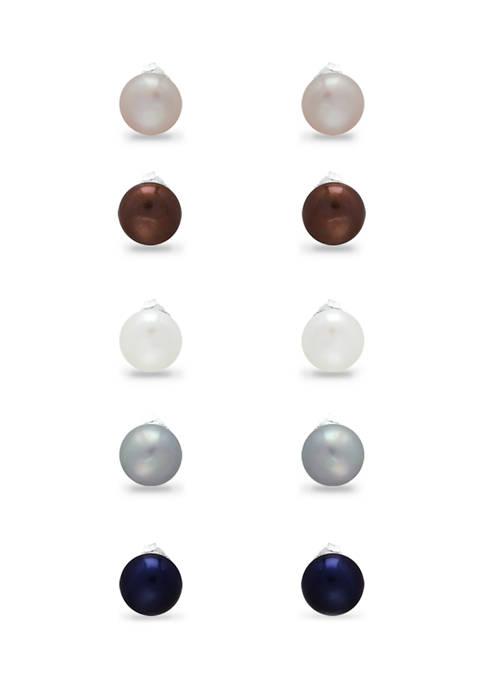 Belk & Co. Set of 5 Multi Color