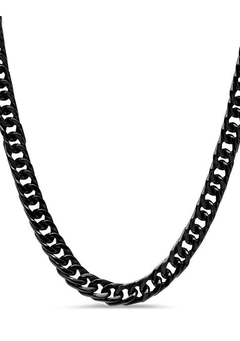 Belk & Co. Curb Link Chain Necklace in
