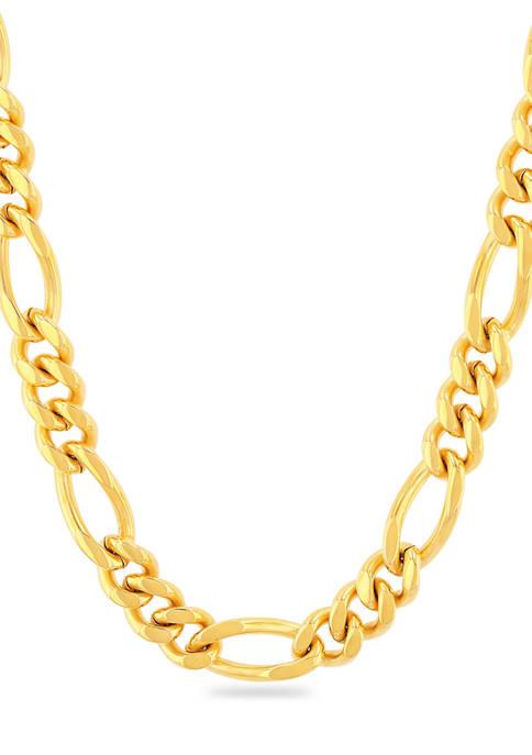 Belk & Co. Figaro Link Chain Necklace in