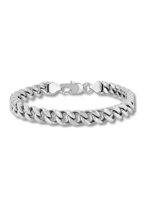 Belk & Co. Curb Link Chain Bracelet in